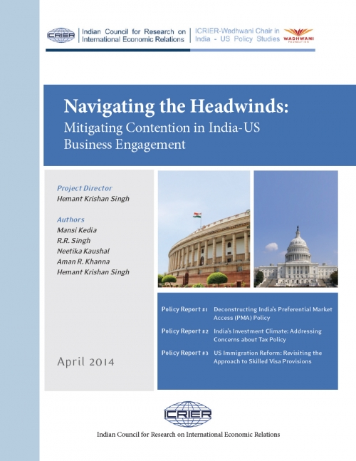 Navigating the Headwinds: Mitigating Contention in India-US Business Engagement