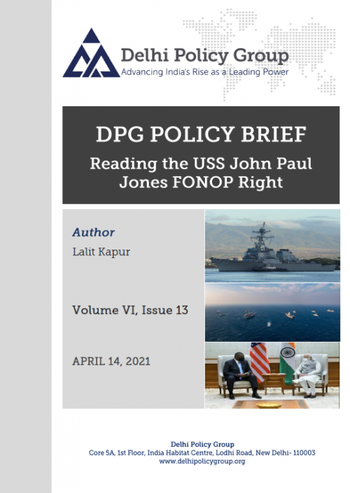 Reading the USS John Paul Jones FONOP Right