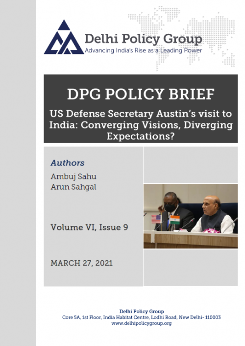 US Defense Secretary Austin's visit to India: Converging Visions, Diverging Expectations?